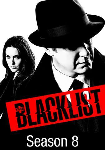 The Blacklist S8