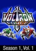 Voltron Force: The Army Of One