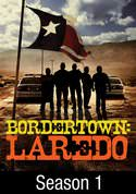 Bordertown: Laredo: The Ledger