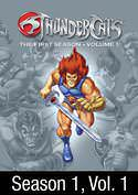 ThunderCats: The Thunder-Cutter