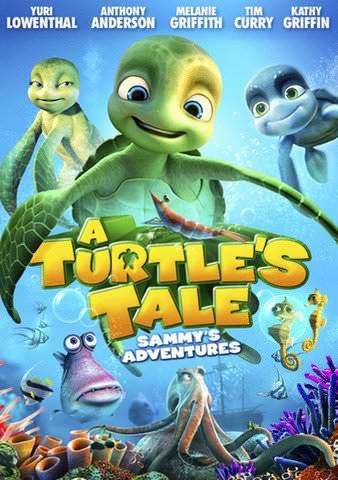 A Turtle's Tale: Sammy's Adventure