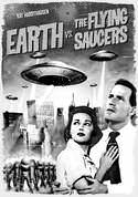 Earth vs. the Flying Saucers (Original B&W Version)