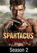 Spartacus: Vengeance: Wrath of the Gods