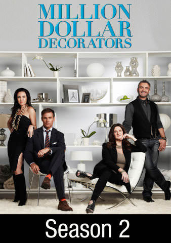 Million Dollar Decorators Best Vudu  Million Dollar Decorators Designer To The Stars Martyn Review