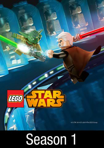 Lego Star Wars: S1