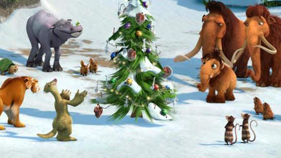 Ice Age A Mammoth Christmas.Vudu Ice Age A Mammoth Christmas Karen Disher Ray Romano