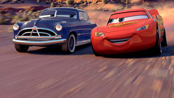 Vudu Cars John Lasseter Joe Ranft Owen Wilson Paul Newman