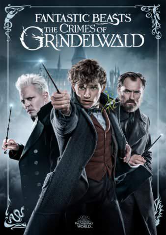 Vudu - Fantastic Beasts: The Crimes of Grindelwald David