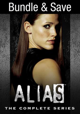 Poster for Alias: The Complete Series (Bundle)