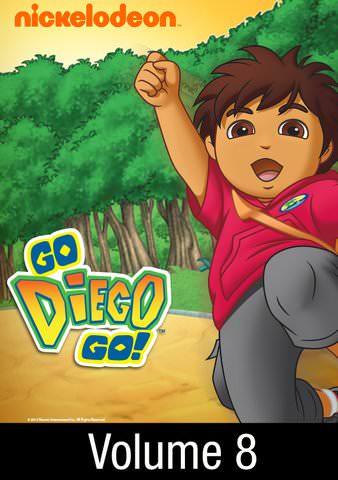 go diego go volume 8