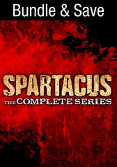 Spartacus: The Complete Series (Digital HD)