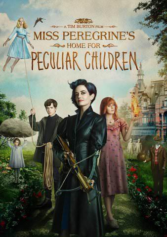 Vudu Miss Peregrine S Home For Peculiar Children Tim Burton Eva Green Asa Butterfield Samuel L Jackson Watch Movies Tv Online