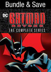 Batman Beyond: Seasons 1-3 & Return of the Joker Movie (Digital HDX)