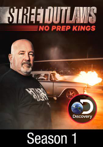 Vudu - Street Outlaws: No Prep Kings: Season 1 , Watch